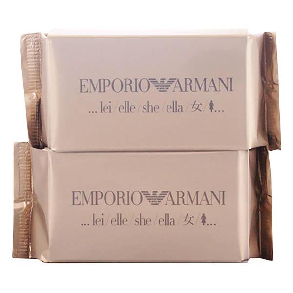 Női Parfüm Szett Emporio Ella Duo Armani (2 pcs)