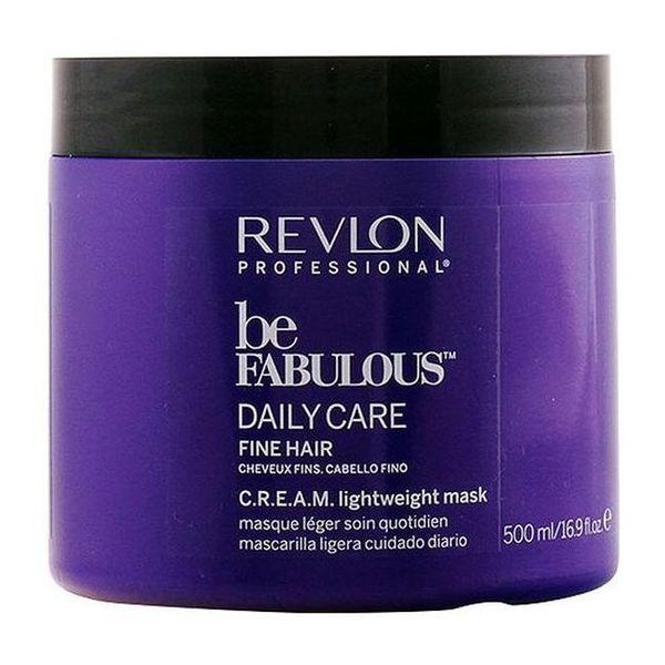 Maska za občutljive lase Be Fabulous Revlon
