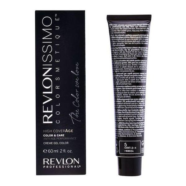 Obstojna barva z učinkom proti staranju Revlonissimo Revlon NMT 5