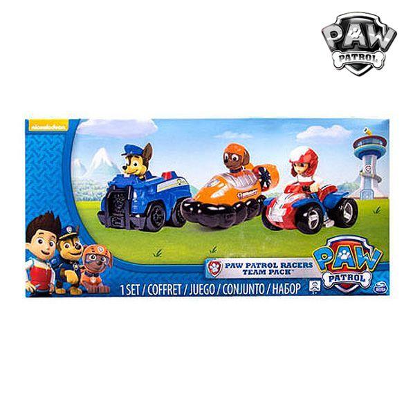 Autó készlet The Paw Patrol 6824 (3 pcs)