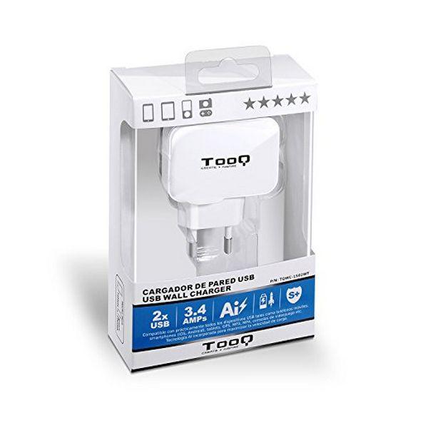 Cargador-de-Pared-TooQ-TQWC-1S02WT-USB-x-2-17W-Blanco