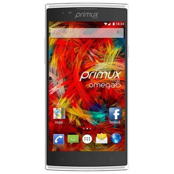 Cellulare Telefono Cellulare Primux Omega 6 5.5, 4g 8 Gb Quad Core Bianco - omega - ebay.it