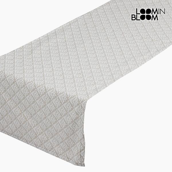 Asztali Futó Terítő Pamut és poliészter (135 x 40 x 0,05 cm) by Loom In Bloom