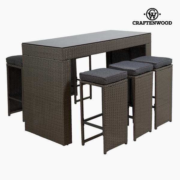 Kerti bútor Szintetikus rattan (150 x 70 x 104 cm) by Craftenwood