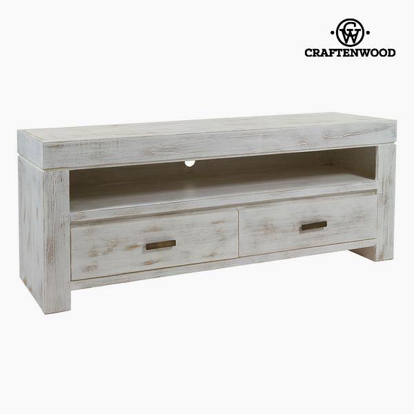 TV Asztal Imafüzérfa (130 x 40 x 52 cm) by Craftenwood