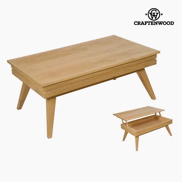 Megemelhető Lapú Asztal Imafüzérfa (110 x 65 x 44 cm) by Craftenwood