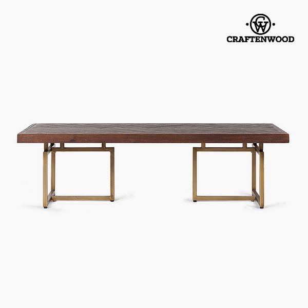 Dohányzóasztal Akácfa Mdf (120 x 60 x 35 cm) by Craftenwood
