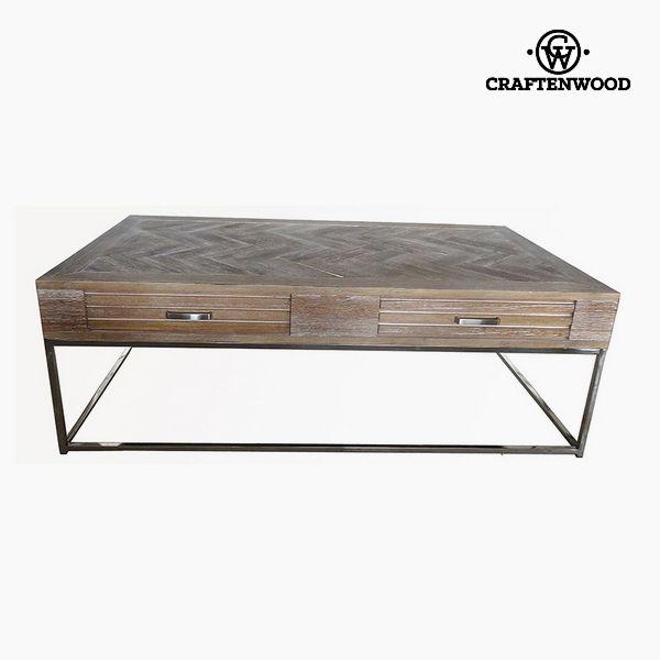 Dohányzóasztal Teakfa (130 x 70 x 44 cm) by Craftenwood