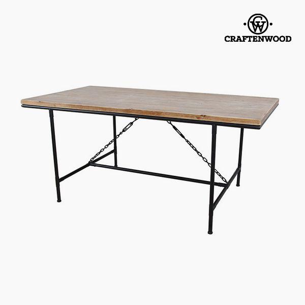 Étkezőasztal Lucfenyő (108 x 90 x 80 cm) by Craftenwood
