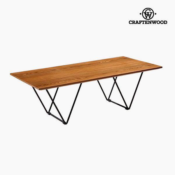 Dohányzóasztal Diófa Mdf (120 x 60 x 38 cm) by Craftenwood