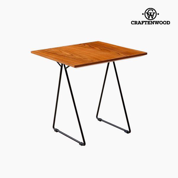Kisasztal Diófa Mdf (55 x 55 x 55 cm) by Craftenwood