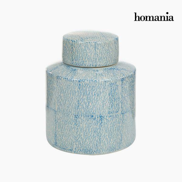 Csupor Kőedény Kék (18 x 18 x 22 cm) by Homania
