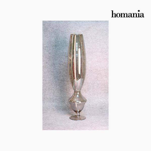 Váza (20 x 20 x 90 cm) - Pure Crystal Deco Gyűjtemény by Homania