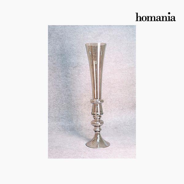 Váza (21 x 21 x 85 cm) - Pure Crystal Deco Gyűjtemény by Homania