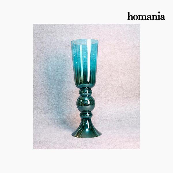 Váza Kristály (22 x 22 x 64 cm) - Pure Crystal Deco Gyűjtemény by Homania