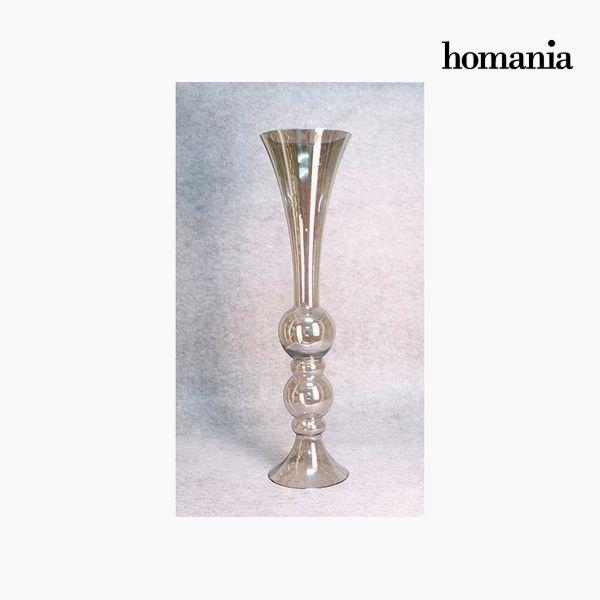Váza (21 x 21 x 88 cm) - Pure Crystal Deco Gyűjtemény by Homania