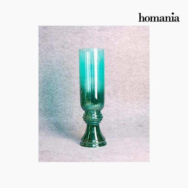 Váza Kristály (15 x 15 x 52 cm) - Pure Crystal Deco Gyűjtemény by Homania