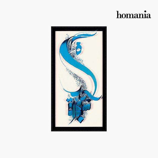 Akril Festmény (62 x 4 x 122 cm) by Homania