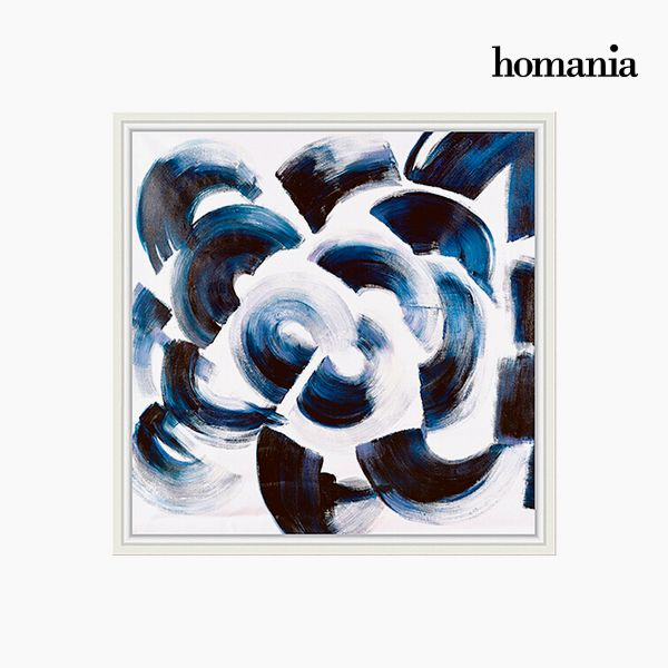 Akril Festmény (92 x 4 x 92 cm) by Homania