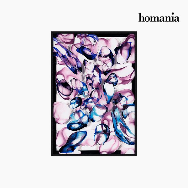 Homania Quadro Colori Acrilici (82 x 4 x 122 cm) by Homania