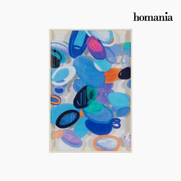 Akril Festmény (64 x 4 x 92 cm) by Homania