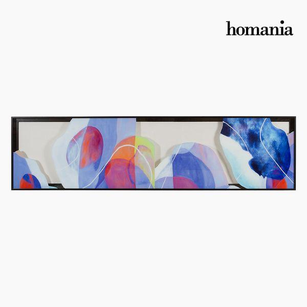 Akril Festmény (182 x 4 x 47 cm) by Homania