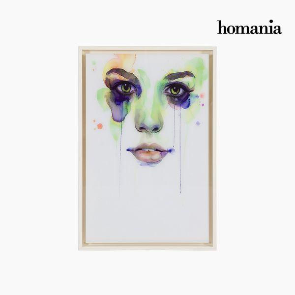 Akril Festmény (42 x 4 x 62 cm) by Homania