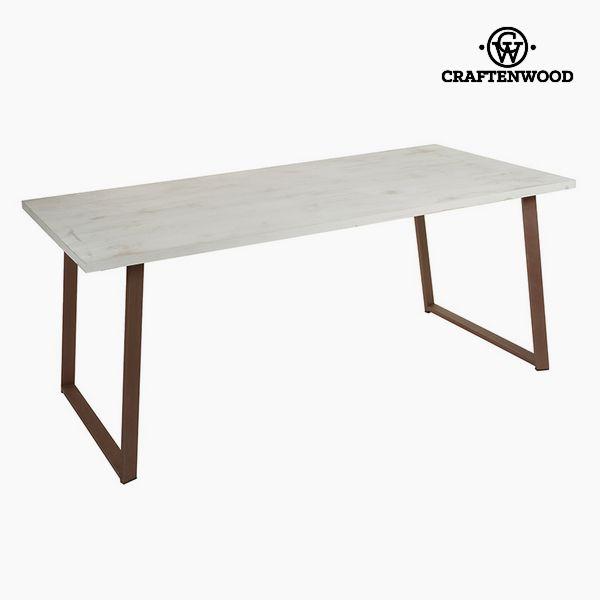 Étkezőasztal Fenyőfa (180 x 90 x 75 cm) by Craftenwood