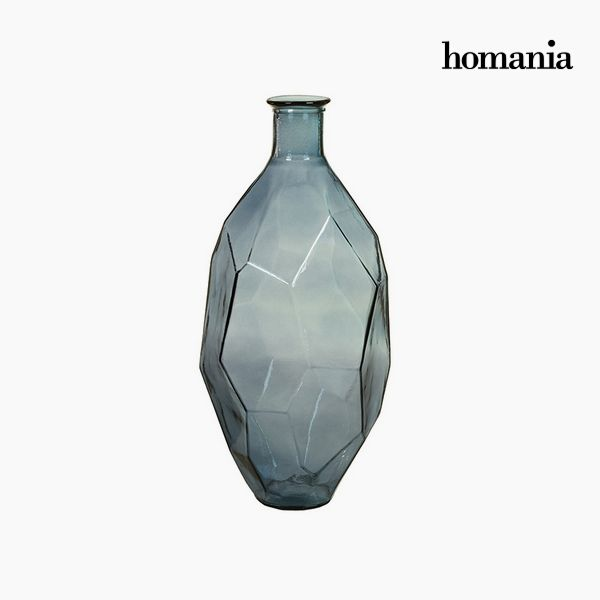 Újrahasznosított Üveg Váza (29 x 29 x 59 cm) - Pure Crystal Deco Gyűjtemény by Homania