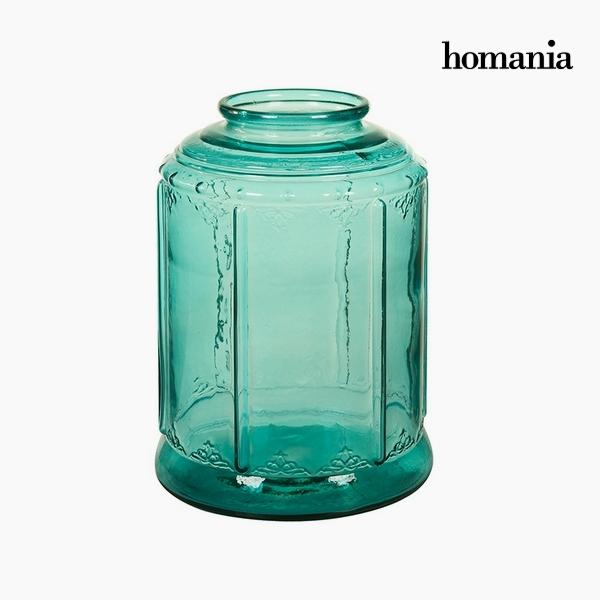 Csillár Újrahasznosított üveg (26 x 26 x 36 cm) by Homania