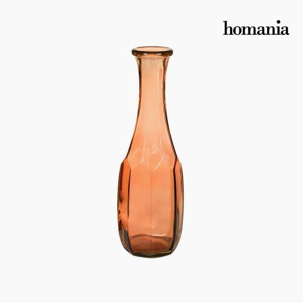 Újrahasznosított Üveg Váza (13 x 13 x 40 cm) - Pure Crystal Deco Gyűjtemény by Homania