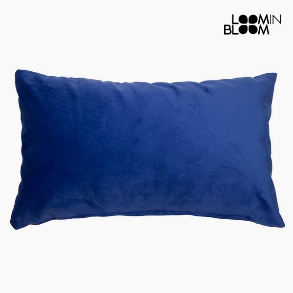 Párna Poliészter Kék (30 x 50 x 10 cm) by Loom In Bloom