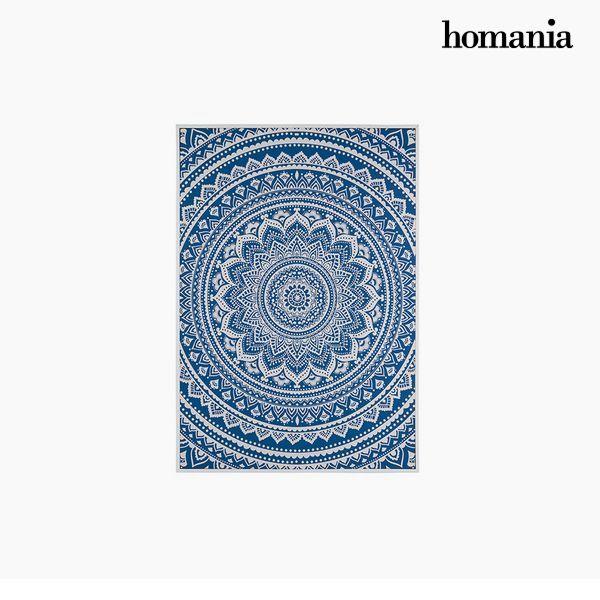 Kép Mandala Kék (69 x 4 x 97 cm) by Homania