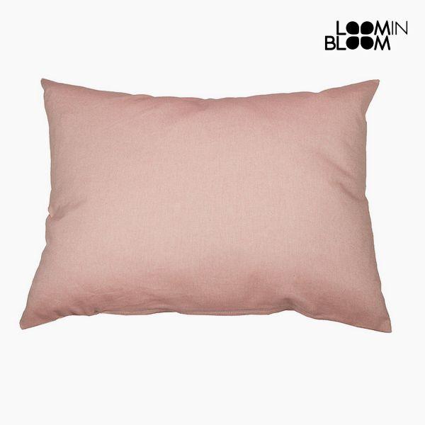 Párna Pamut és poliészter Rózsaszín (50 x 70 x 10 cm) by Loom In Bloom