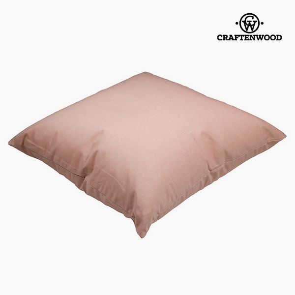 Craftenwood Puff Rosa (90 x 90 x 25 cm) by Craftenwood