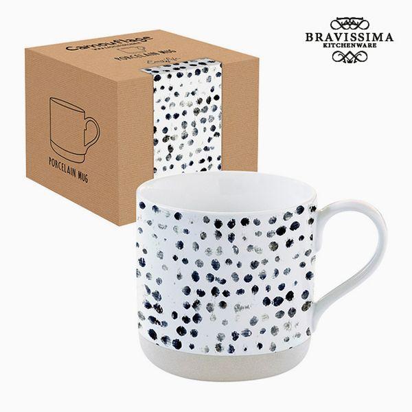 Csésze Dobozzal Porcelán Terepszínű by Bravissima Kitchen