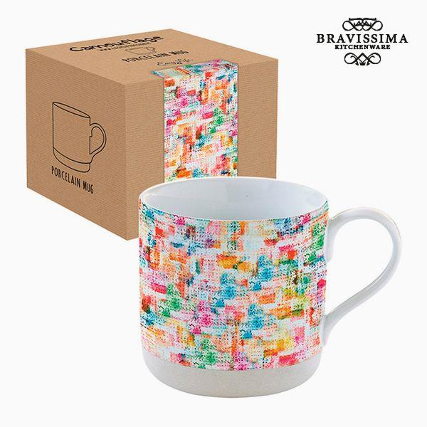 Csésze Dobozzal Porcelán Többszínű by Bravissima Kitchen