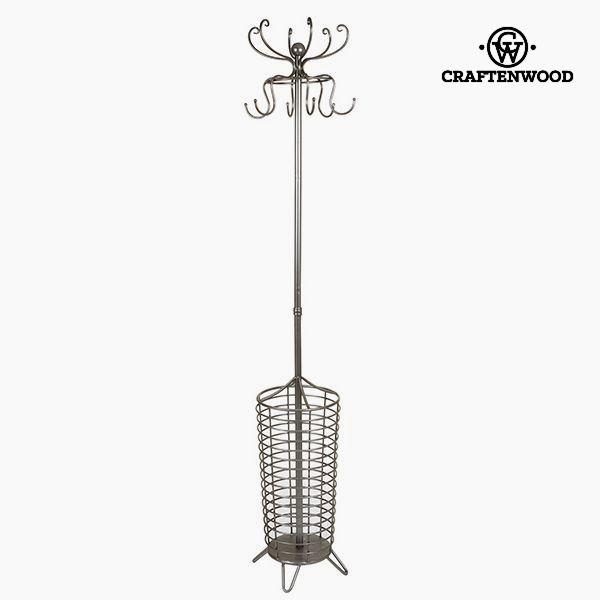 Attaccapanni da Terra (196 cm) Forjare - Thunder Collezione by Craftenwood 7569000918522  02_S0105135