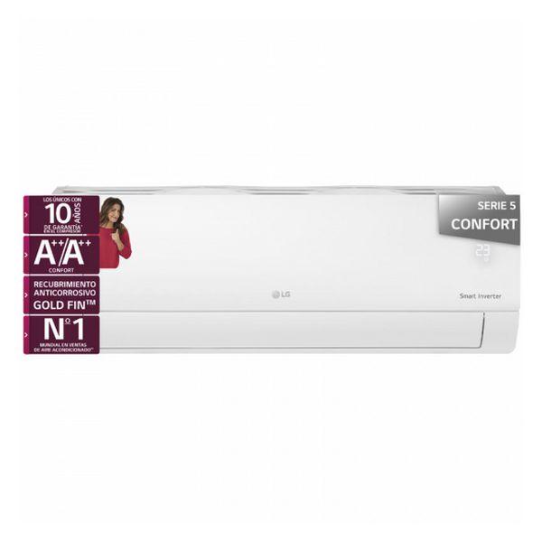 BB-S0403889-Acondicionador-de-aire-LG-222314-CONFORT09SET-19-dB-2752W-Blanco