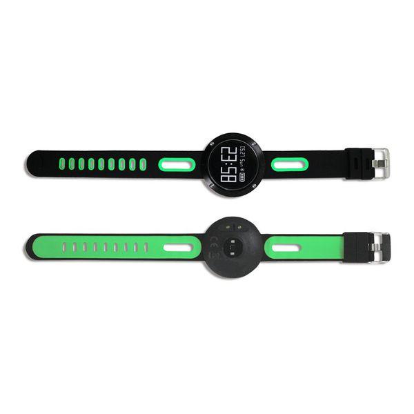 Smartwatch-Billow-XS30BGP-0-95-034-OLED-120-mAh-Bluetooth-4-0-Negro-Verde
