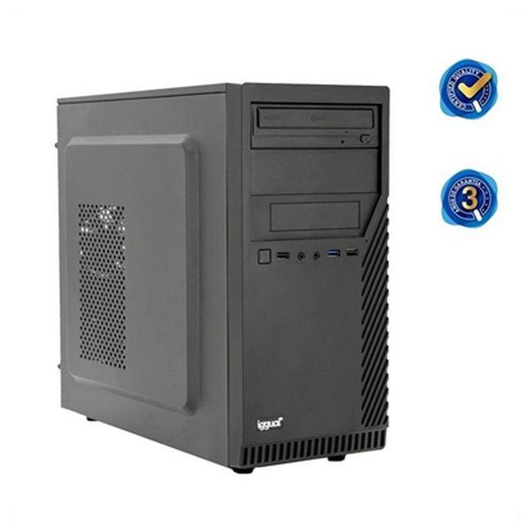 PC de Sobremesa iggual PSIPCH307 i3-7100 8 GB W10 1 TB Negro