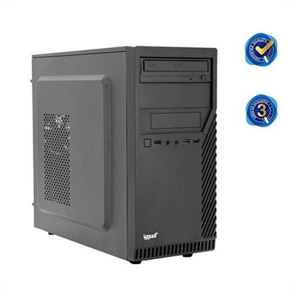 PC de Sobremesa iggual PSIPCH321 i3-7100 120SSD Negro