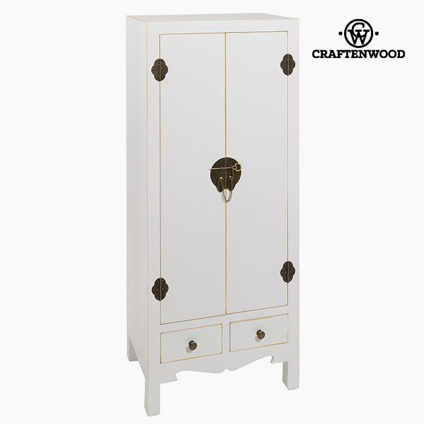 Armadio Mdf Bianco - Modern Collezione by Craftenwood 7569000914852  02_S0105180