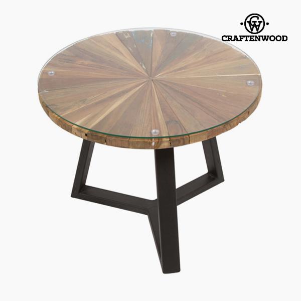 Dohányzóasztal Kör alakú Fa - Autumn Gyűjtemény by Craftenwood