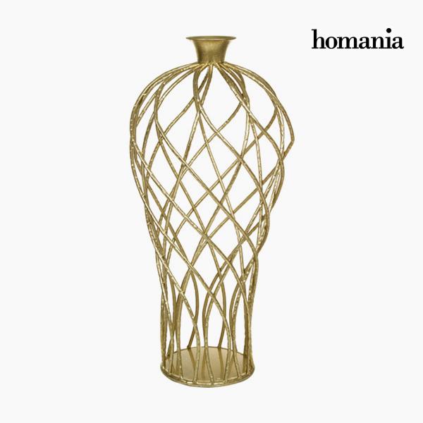Okrasna Figura Vaza Zlato by Homania