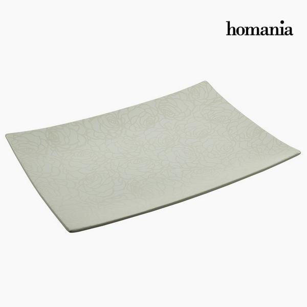 Asztaldísz Kerámia (49 x 36 x 6 cm) by Homania