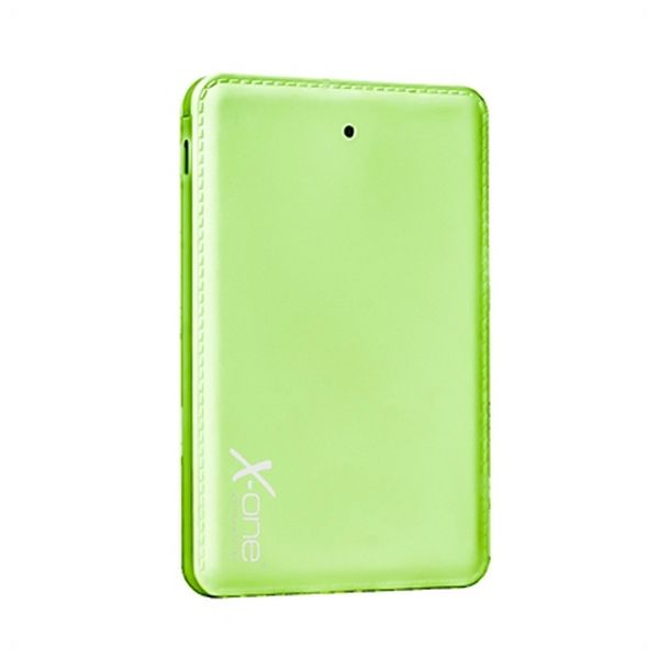 Power Bank Ref. 100762 6000 mAh | Verde 3 en 1