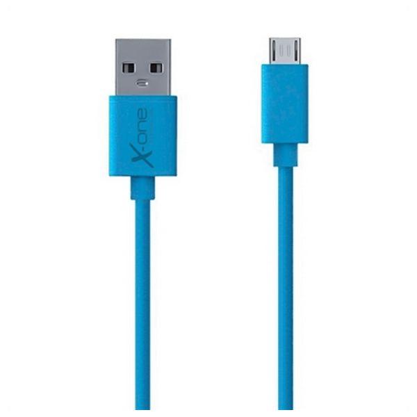 Cable-Micro-USB-a-USB-Ref-101288-Azul