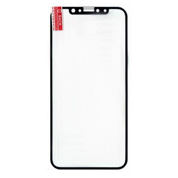 Protector de Pantalla Ref. 138529 iPhone X 3 D | Negro