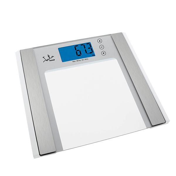 Digitalne kopalniške tehtnice JATA 564 180 Kg Nerjaveče jeklo Kristal